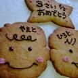 誕生日クッキー