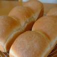 小麦胚芽とグラハムブレッド