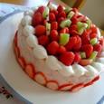 春色ケーキ