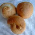 グラハム&胚芽のプチパン