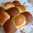 チョコとプレーンのちぎりパン