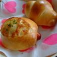 マヨソーセージパン