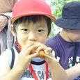 保育所の夏祭り