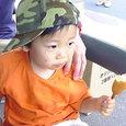 パパの学校のお祭り(ヒロ)