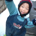 外遊び(2歳5ヶ月)ヤマト