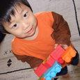 ブロックヤマト(2歳10ヶ月)
