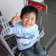 羽田にて・ヤマト(2歳10ヶ月)