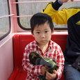 観覧車・ヒロ(2歳11ヶ月)