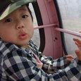 観覧車・ヤマト(2歳11ヶ月)