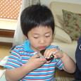 ヤマト4歳の誕生日
